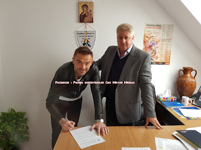 Exclusiv : Razvan Plesca a semnat pe inca un sezon cu Gaz Metan