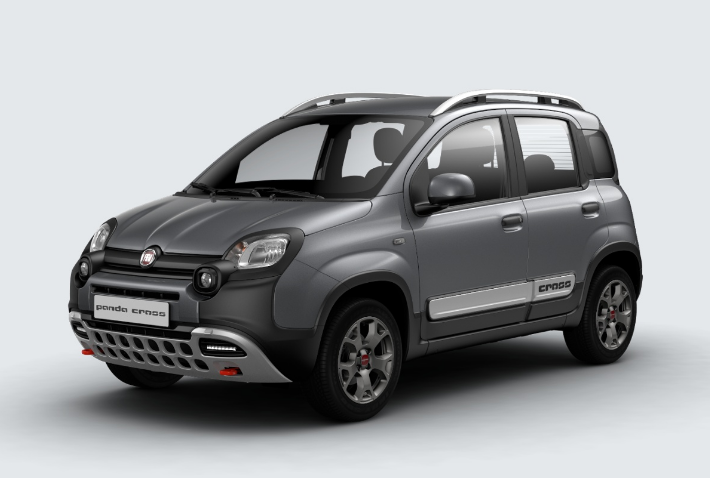 fiat panda 4x4 cross 2018 couleurs colors. Black Bedroom Furniture Sets. Home Design Ideas