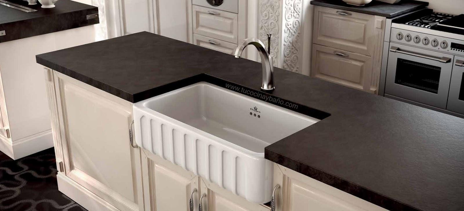 Fregadero ceramico luis segundo tu cocina y ba o for Ceramica de cocina precios