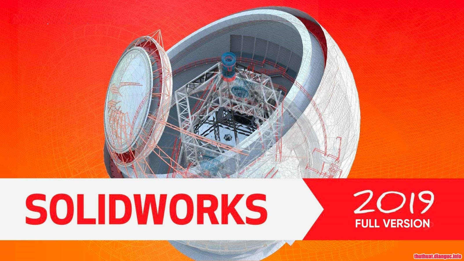 Tải Solidworks 2010, 2011, 2012, 2013, 2014, 2015, 2016, 2017, 2018, 2019 Full Active