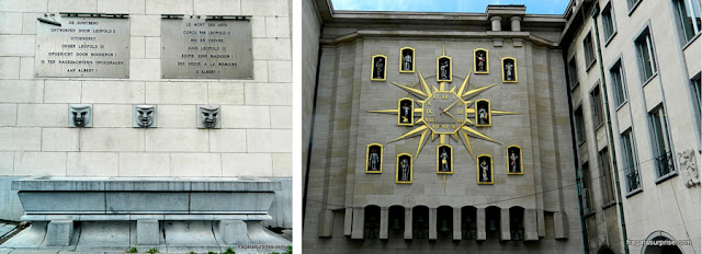 Mont des Arts (ou Kunstberg), em Bruxelas