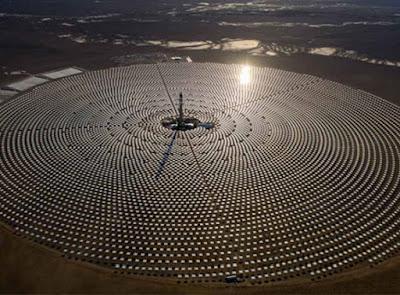 Xile tindrà la planta solar més gran del planeta