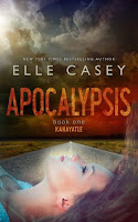 Apocalypsis Book Review Recommendation - Elle Casey - Sci Fi Thriller Book Recommendations for Young Adults