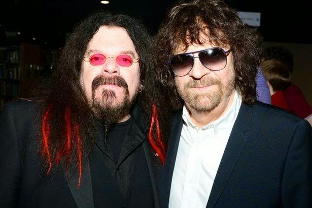 Roy Wood y Jeff Lynne
