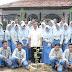 Foto Bersama Siswa SMP Negeri 11 Kota Pasuruan (2017)