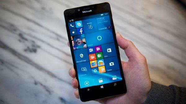 Thay mặt kính nokia lumia 950 giá rẻ