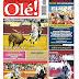 Capa Jornal Olé Nº 441