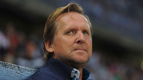 """Bernd Schuster """"raja"""" del juego practicado por el Real Madrid"""