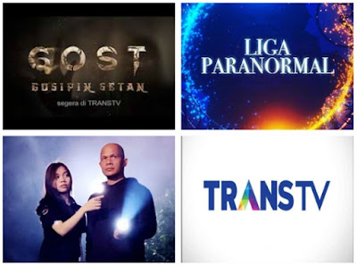 Acara Misteri di Trans Tv 2018