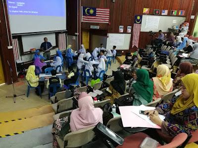 Open Classroom Pembelajaran Abad ke-21 untuk Guru Kubang Pasu