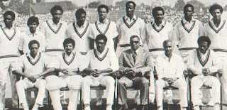 First ICC Cricket World Cup 1975 Winner team West Indies.