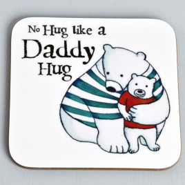 No Hug Like a Daddy Hug, from Helen Tyce Designs