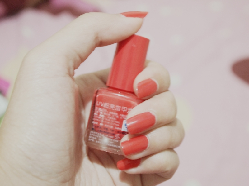 Margareta Vania: Beauty Review : B O Nail Polish - Fast Dry