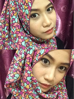 NATURAL MAKE UP UNTUK KE KAMPUS