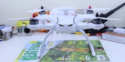 Spesifikasi Drone Aosenma CG035 - GudangDrone