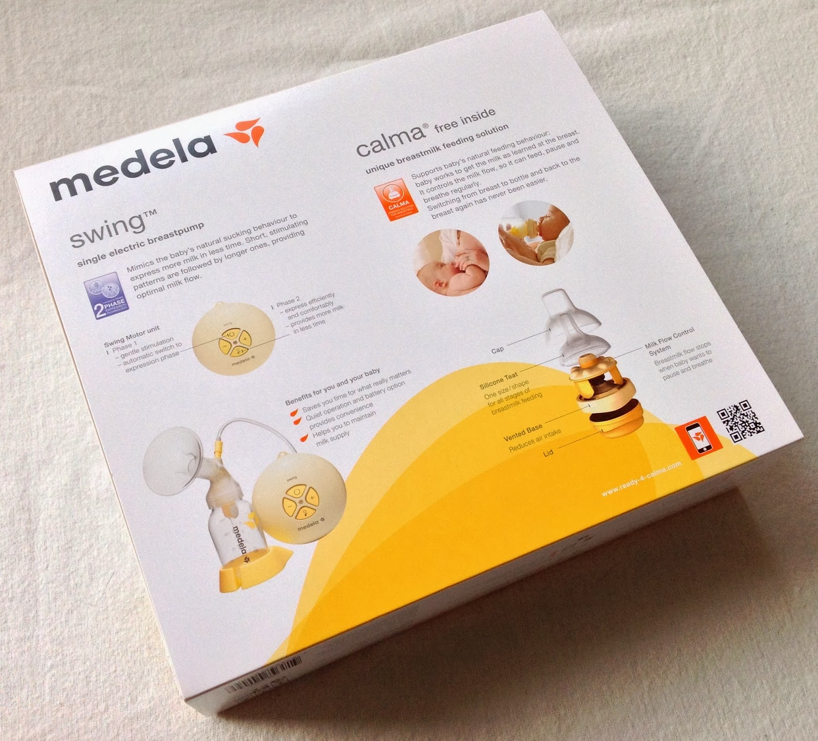 I Am Mumalicious Medela Swing Electric Breast Pump Review-4701