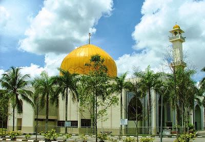Masjid Sultan Mahmud, Kuala Berang