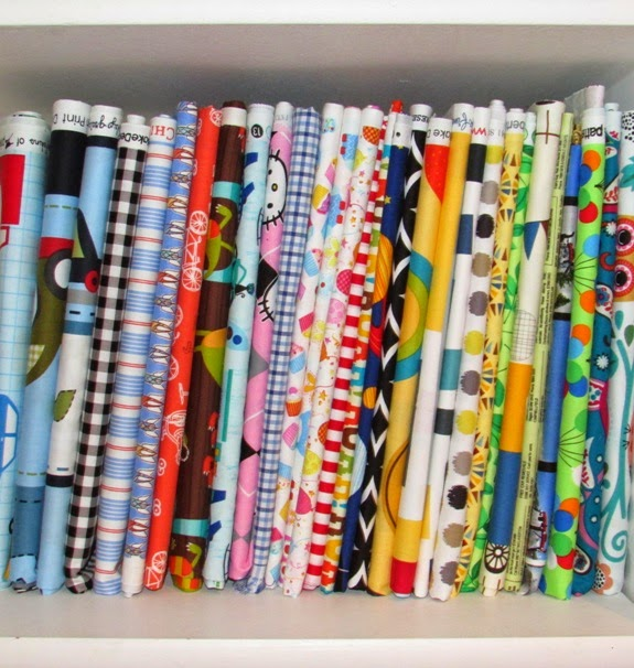 Create Kids Couture How To Fold Fabric With Comic Book Boards