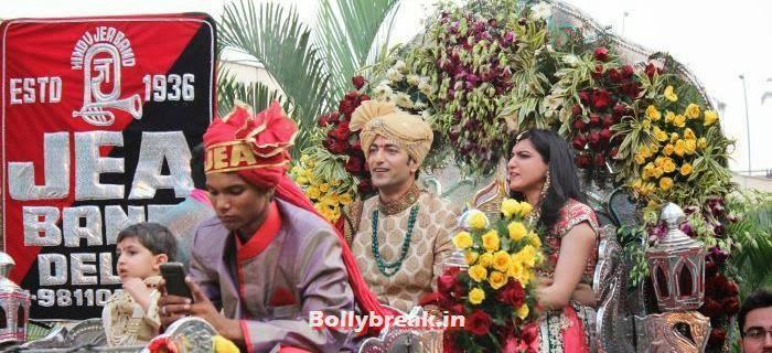 Varun Vora, Ahana Deol, Ahana Deol Wedding & Reception Pics
