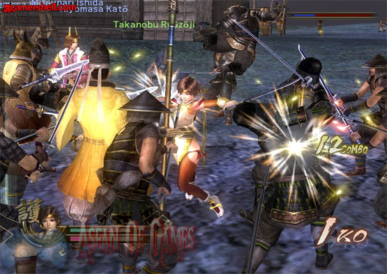 Samurai Warriors 4 II Free Download