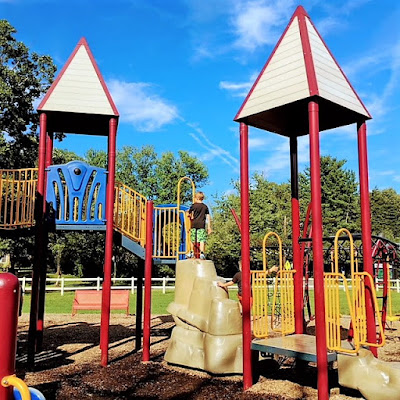 Frontier Park Playground Prince George's County