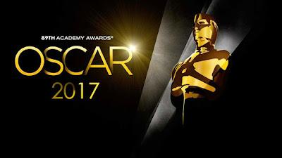 Vencedores na cerimônia do  Oscar 2017