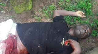 Graphics Photos Of What Fulani Herdsmen Did To Enugu Community Today' You'll Cry