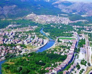 Türkiye'de Yerleşme ve Yerleşme Şekilleri