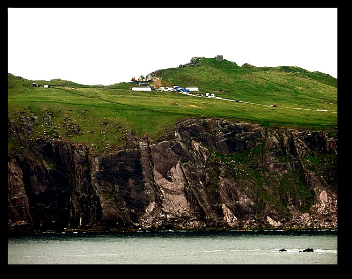 Dingle peninsula population