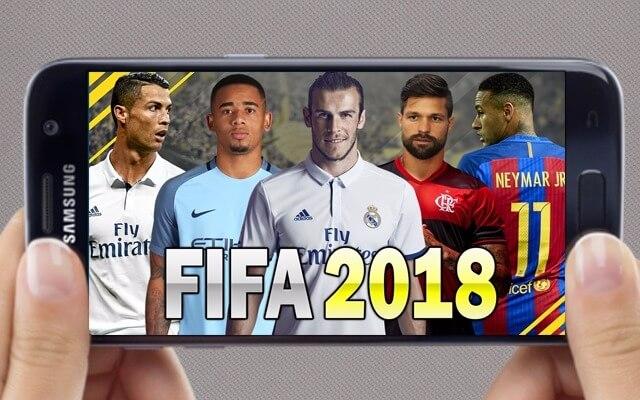 تحميل لعبة FIFA 2018 على هواتف المحمول برابط مباشر