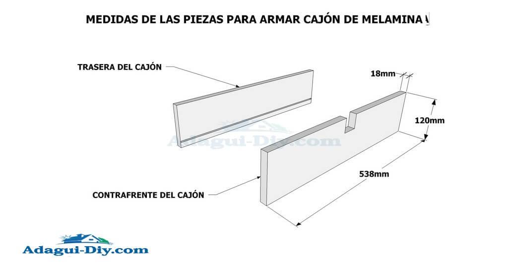 Diagrama e im genes planos con medidas de mueble auxiliar for Muebles de cocina 1 80m