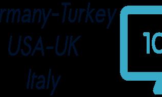 Sky Italy Germany USA AFN Turkey TRT M3u8
