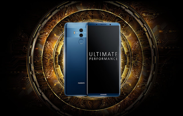 @HuaweiZA Unveils The HUAWEI Mate 10 and HUAWEI Mate 10 Pro #Mate10Pro