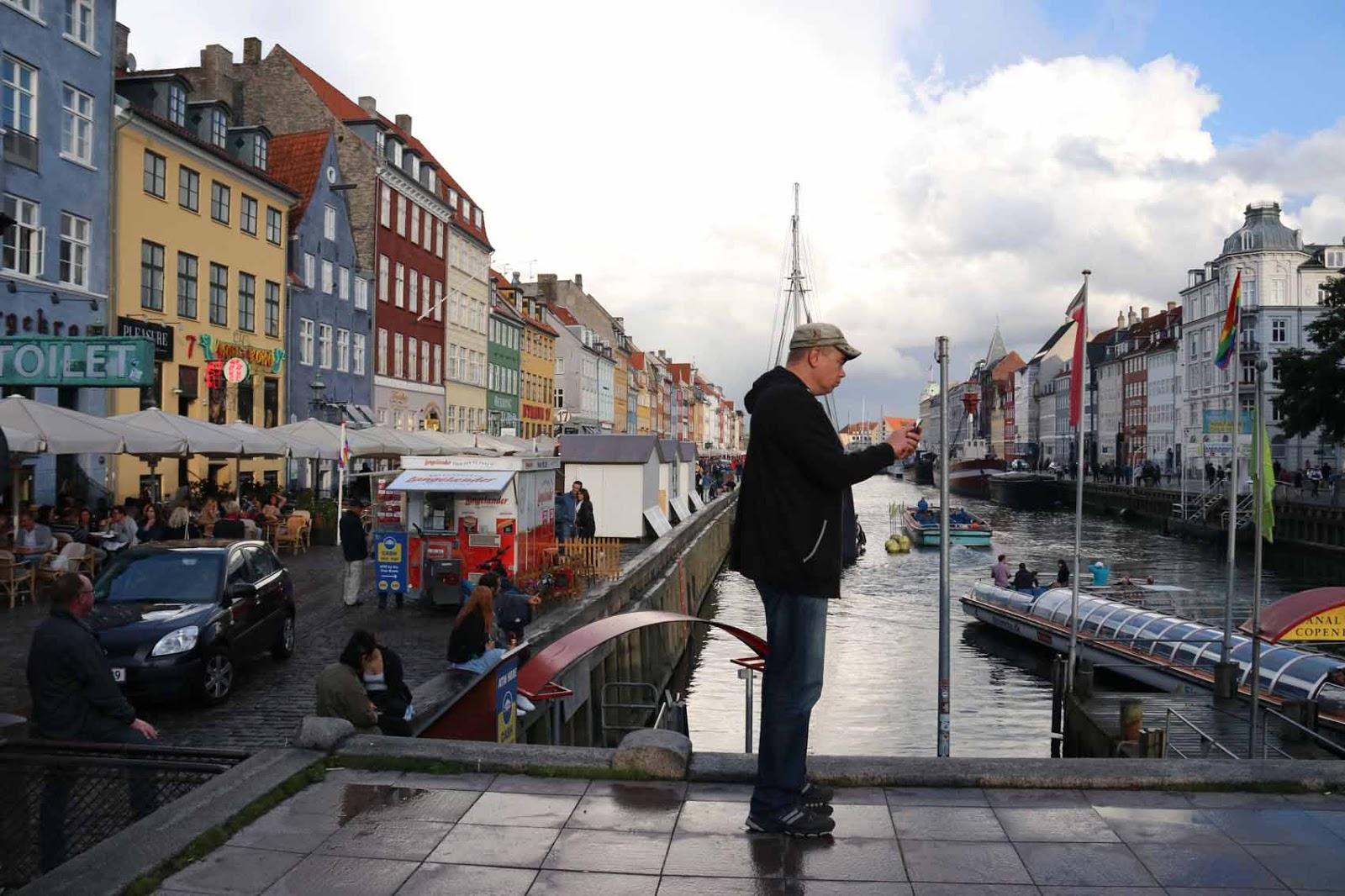 Nyhavnissa asuu oma monimuotoinen Pokemon-yhdyskuntansa