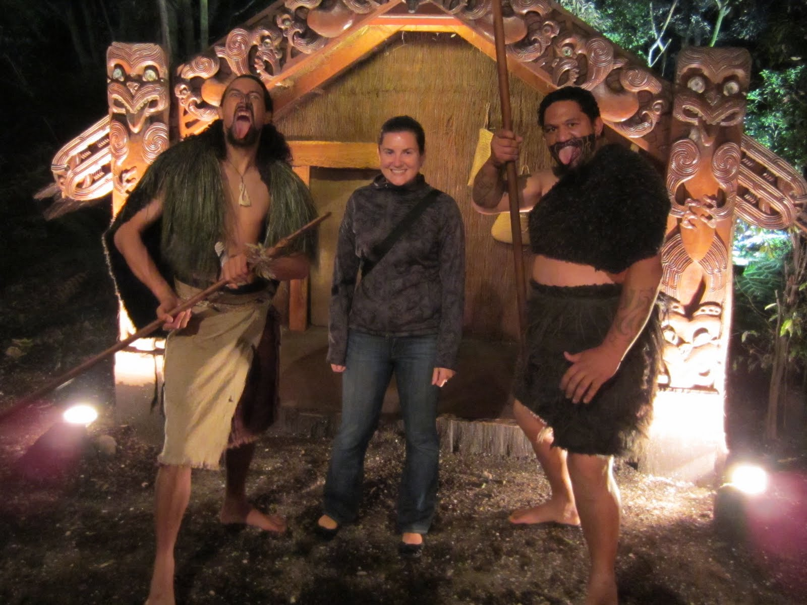 Maori Religion: Round The World Adventure