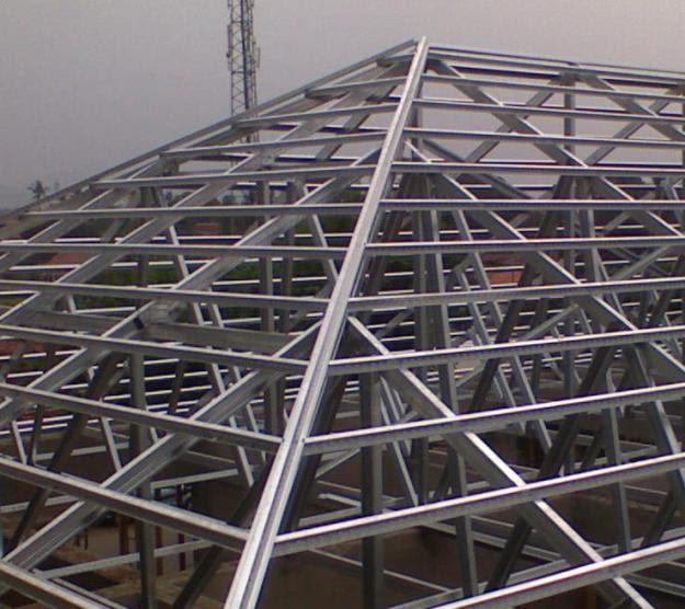 harga rangka atap baja ringan dan gypsum board: tentangkami