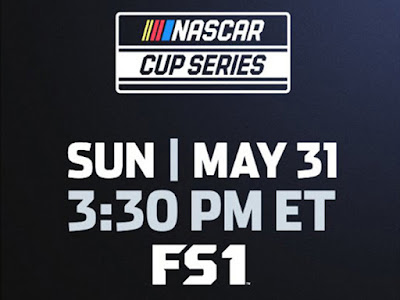 #NASCARIsBack #NASCAR on FOX continues it's coverage at Bristol Motor Speedway today, May 31st on FS1!