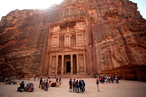 Dünyanın Yeni Yedi Harikası - Petra Antik Kenti