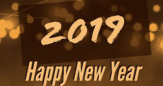 Cool new year greetings live 2019 4k images