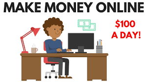 Make money online in Nigeria and withdraw easily