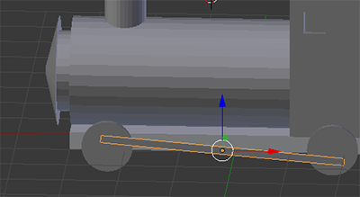 Adding a Mechanism to the Wheels