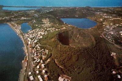 Pericolo risveglio supervulcano campi Flegrei