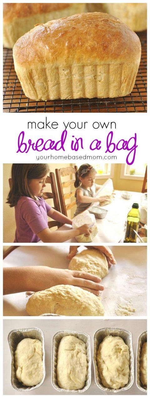 Bread in a Bag Recipe