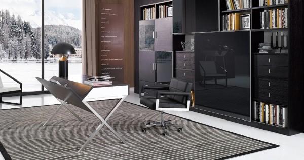 34 Desain Model Meja Kantor Di Rumah Minimalis Idaman Anda