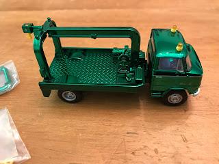 Tomica Limited Vintage  Chrome truck