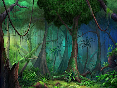 As Seivas Mágicas das Florestas
