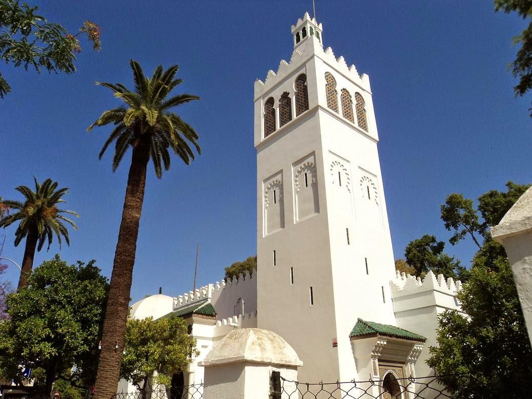 Pabellón de Marruecos Sevilla