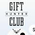 Gift Hunter Club - Ganhe com site de Recompensas