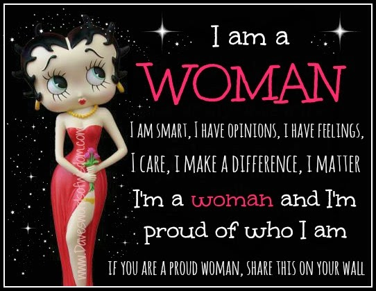 Proud Woman Quotes