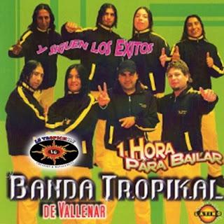 Banda Tropikal de Vallenar y siguen los exitos